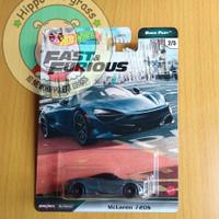 Hot Wheels Hotwheels Fast & Furious Euro Fast Mclaren 720S