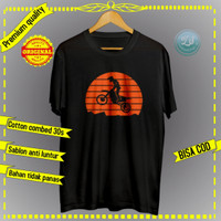 Baju Pria distro Kaos Murah T-shirt Casual Atasan Cowok Original Keren - Abu Misty, M