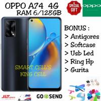 OPPO A74 RAM 6/128GB 4G GARANSI RESMI OPPO INDONESIA
