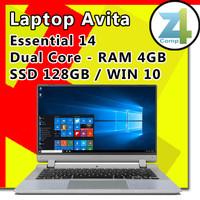 Laptop Avita Essential Dual Core N4000/RAM 4GB/SSD 128GB/14/WIN 10