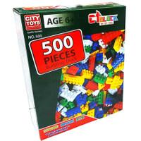 Mainan Anak Lego Bricks Isi 500 Pcs - Building Block