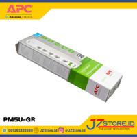 APC Surge Protector PM5UGR / PM5U-GR colokan anti petir