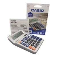 Calculator CASIO MC-12M Dekstop Kalkulator Orginal MC 12M