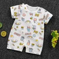 Jumper Baju Bayi Kaos Anak Celana Pendek Laki Perempuan Tipis Piyama