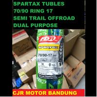 Ban TUBLES Dual Purpose FDR SPARTAX 70/90 ring 17 ban motor bebek