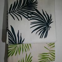 kanvas twill bambu ( 50 cm x 150 cm ) - Army