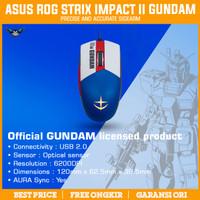 ASUS ROG STRIX IMPACT II GUNDAM EDITION GAMING MOUSE GD LTD P515