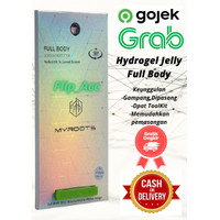 Anti Gores Jelly Hydrogel Samsung Note 9 FULL DB - NOTE 9