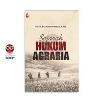 Buku Sejarah Hukum Agraria - Abintoro Prakoso - Buku Promo Ori