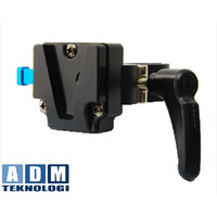 Dyancore D-VK V-Lock Mount Dock with Clamp (Tiny)