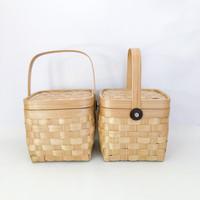 ICHIGO | Keranjang Bambu by Takeyaid
