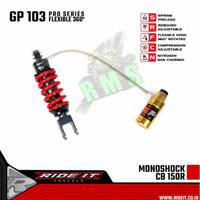Shock Monoshock All New Cb150 Cbr150 Tabung Pisah Ride it GP
