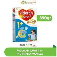 VIDORAN Xmart 1+ Nutriplex Madu dan Vanilla - 350 gr