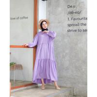 Baju Tunik Wanita Dewasa Terbaru ATIFA LONGTUNIK