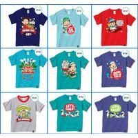 Kaos Anak Muslim Afrakids Laki -Laki Lengan Pendek - T-Shirt Anak #2