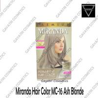 Miranda Hair Color MC-16 Ash Blonde