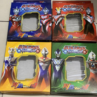 [Baru] Kartu Ultraman Fusion Fight R/B Versi 01