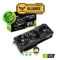 ASUS TUF Gaming OC Nvidia GeForce RTX 3060 12 GB - 3 FANS