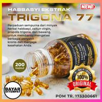 TRIGONA 77 HABBASYI EKSTRAK PLUS GARLIC 200KPS