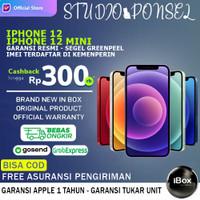 iPhone 12 256gb / Mini 256 White Black Blue Green Red iBox Dualsim