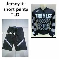 jerset stelan TLD Troy Lee Design baju celana trail cross touring TL08