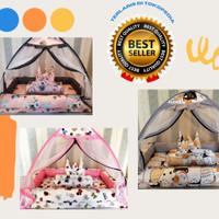 kasur bayi tenda kelambu PROMO