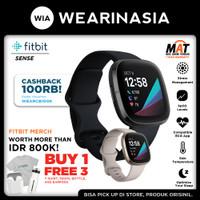 Fitbit Sense Advanced Smartwatch Health Original Garansi Resmi