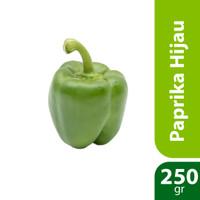 Paprika Hijau 1 pcs (250-300/pcs)