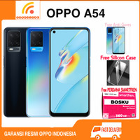 OPPO A54 RAM 4/128GB GARANSI RESMI OPPO INDONESIA