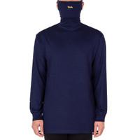 Sch Long Shirt Sg Turnek.2 Ls Navy Blue