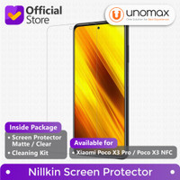 Screen Protector Xiaomi Poco X3 NFC Nillkin