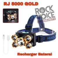 Senter Kepala RJ 5000 Gold