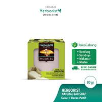 Herborist Sabun Beras - Putih 80gr