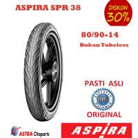 Ban Motor Depan/Belakang Matic Aspira 80/90-14 tt Mio Vario Beat Fino