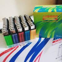 M2000 Lighter Korek Api isi 50 pcs dalam 1 paket. TERMURAH