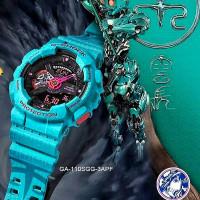 Jam Tangan Pria G-Shock Casio GA-110 Dual Time Ori BM