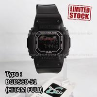 TERMURAH !!! Baby-G Shock BGD-560 Biru jam tangan digital anti air