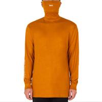 Sch Long Shirt Sg Turnek.2 Ls Mustard