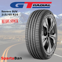 Ban Mobil GT Savero SUV 215/65 R16