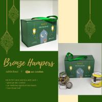 Hampers Lebaran Kolaborasi J&C Cookies x Addictea - Bronze