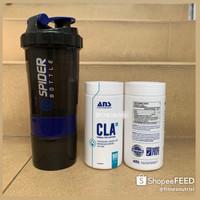 Ans CLA 90 softgel suplemen fitness diet lossweight burn fat gym kurus