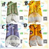 Kasur kelambu lipat kado lahiran murah terbaik matras bayi aneka motif