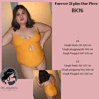 FOREVER 21 PLUS. Baju renang big size. BK76