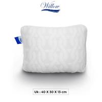 Bantal Pinggang Latex / Willow Pillow Back Cushion Latex
