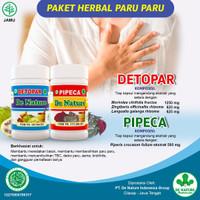 Obat TBC Batuk Paru-paru - Ispa Saluran Pernapasan Herbal