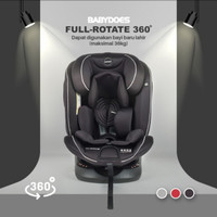 New Carseat Babydoes All Rotate 360 / Kursi Bayi Dalam Mobil / Carseat