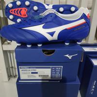 Sepatu Bola Mizuno Morelia 2 Pro Reflex Blue