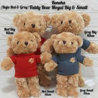 Boneka Teddy Bear Mogul Big & Small