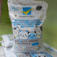 Pasir Kucing Mantoel 20kg