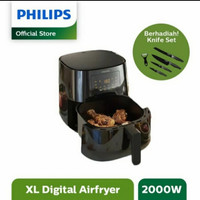 Philips Air Fryer Spectre XL HD9270/90/HD-9270/90